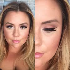 7 brittany hall archives the the makeup artist for wedding guest
