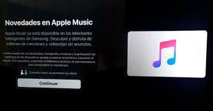 So installieren Sie Apple Music auf einem Samsung Smart TV
