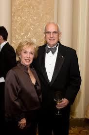 Service Club Ball: Service Club President Bonnie Rickard and her ...
