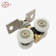 jl 038 small size cabinet hanging sliding door wheel roller