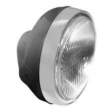 emgo side mount cafe headlight 10% 4 49 off revzilla emgo side mount cafe headlight