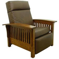 used recliners made wide leather recliner in