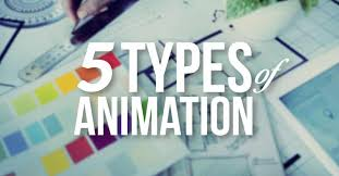 the 5 types of animation a beginner s guide