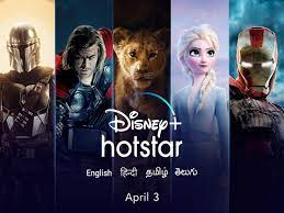 OTT: Disney+Hotstar to launch in India on April 3, Marketing & Advertising  News, ET BrandEquity