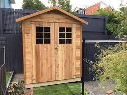 palmwood 6 x 6 timber sheds