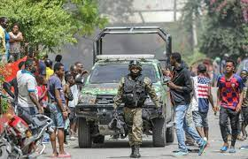 Haiti Police Arrested 11 On Its Embassy ...