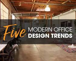 40 Modern Office Design Trends That Will Keep Employees Happy Classy Trends In Office Design