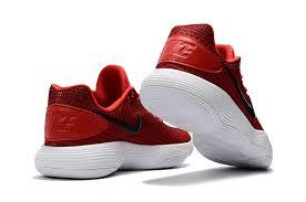 nike basketball shoes 2017. new style nike hyperdunk 2017 low university red black white men\u0027s basketball shoes