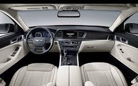 2015 hyundai genesis interior. interior inside the genesis adopts center controls from hyundaiu0027s pricier equus sedan this yearu0027s display measures 8 inches or 92 with a 2015 hyundai