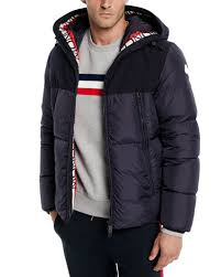 Men s Montclar Hooded Puffer Jacket Quick Look. Moncler