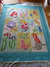 Mermaid Quilt Pattern Cool Ideas