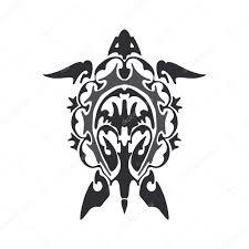 черепаха татуировки эскиз векторное изображение Lenazolot 47288017