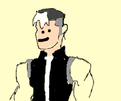 Today, we will share to you the real image of shiro for kids to enjoy. Shiro Voltron Drawception