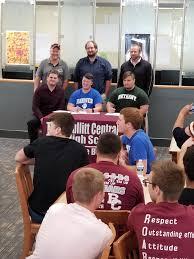 Bullitt Central High School Boys Varsity Football Fall 2017-2018 Photo  Gallery