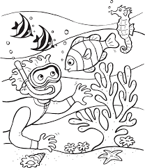 Small Picture Ocean Water Coloring Pages Coloring Coloring Pages