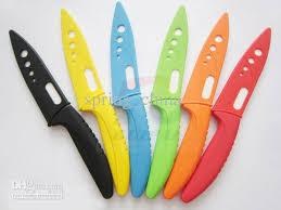 5inch Ceramic Bread Knife Kitchen Tools 5 Utility Knives Color Ceramic Kitchen Knives