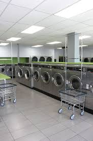 Laundromat furniture Interior Laundromat Pws Laundry Laundromat Led Lighting In 2019 Pinterest Coin Laundry