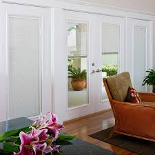 exterior door odl light touch enclosed blinds
