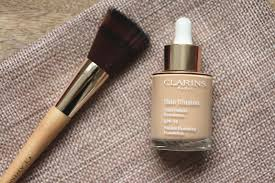 clarins skin illusion foundation review well here s a lovely