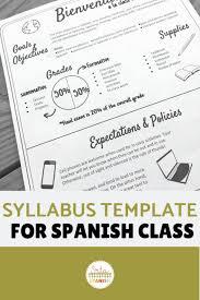 Syllabus Template High School Fantastic Syllabus Template High School Ideas For Courses