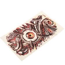 купить татуировки наклейки красных глаз шаблон водонепроницаемый корпус