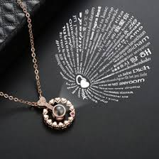 i love jewelry 100 i love you necklace 100 age projection i love you