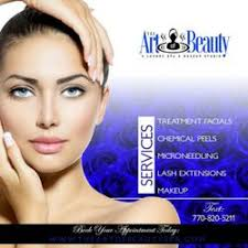 photo of the art of beauty spa atlanta ga united states