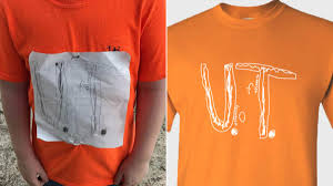 Elementary Shirt Designs Students Handmade U T T Shirt Logo Goes Viral