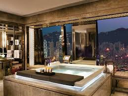 the most posh hotel bathtubs in hong kong