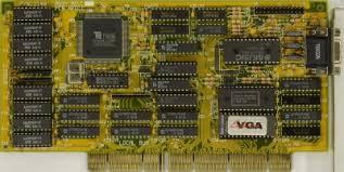 Tseng ET4000AX - VGA Legacy MKIII