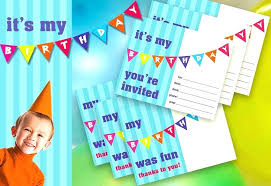 Free Invitation Cards For Birthday Party Beauceplus