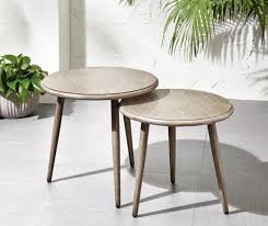 outdoor patio side tables