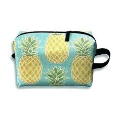 pineapple kitchen rug pineapple outdoor rug pineapple area rug small travel toiletry bag super light organizer overnight trip themed pineapple outdoor rug