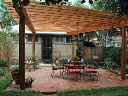 Build Covered Pergola Patio