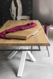 Moderner Esstisch Holz Stahl Fotos Wohndesign