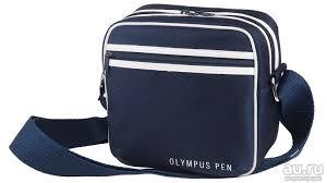 <b>Сумка Olympus PEN</b> Street Case Blue Medium — купить в ...