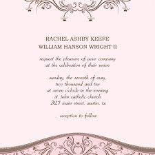Wedding Invite Insert Template Zromtk Enchanting Invitation Template Word