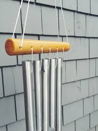 How To Make Wind Chimes Diy Wind Chime Made From Old Ski Pole Anton Pugachevsky