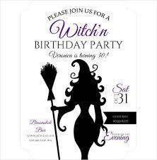 Free Halloween Birthday Invitation Templates Halloween Themed Birthday Party Invitations 30 Halloween