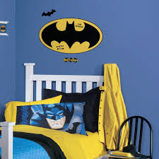 batman logo dry erase l and stick giant