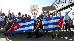 Cuba protests draw hundreds of ...