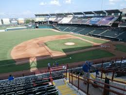 View From Upper Deck Picture Of Chickasaw Bricktown