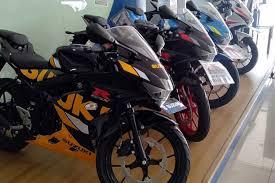 daftar harga motor suzuki di juni 2020
