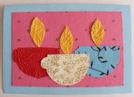 Image result for diwali cards by children