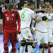 Venue allianz arena (münchen) summary. Bayern Munich Vs Borussia Monchengladbach Final Score 1 1 Ter Stegen Puts On A Goalkeeping Clinic For Gladbach Sbnation Com