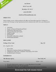 how to write a perfect administrative assistant resume examples administrative assistant resume joy brown