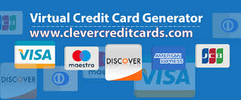 valid virtual credit cards
