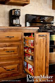 Kitchen Pull Out Spice Rack For Deliver More Goods To You Griffoucom