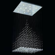 crystal chandelier light crystal suspension wire chandelier