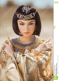 Ancient Egyptian Hair Style beautiful woman with fashion makeup and hairstyle like egyptian 5830 by wearticles.com
